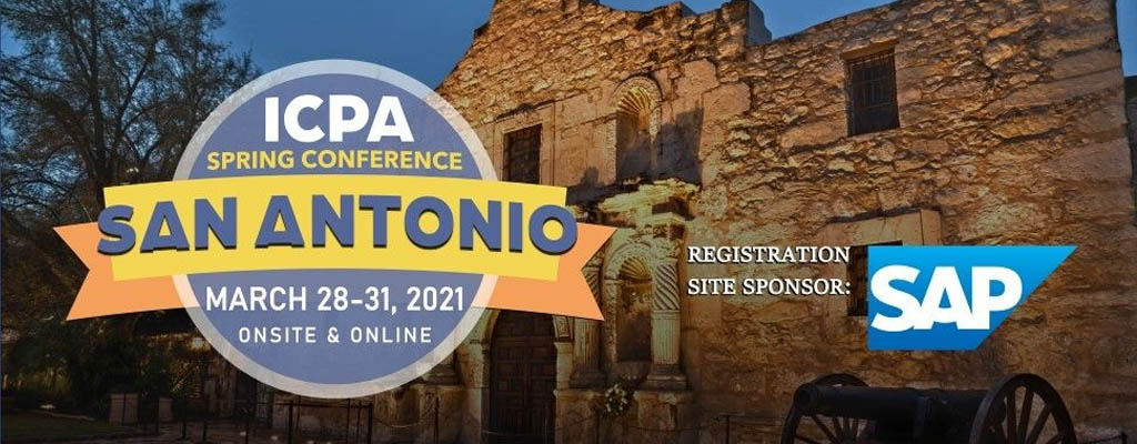 ICPA Spring Conference 2021